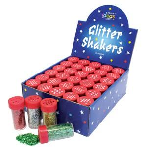 Glitter shaker 18g Green