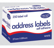 Labels On A Roll 250