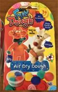 Air Drying Dough