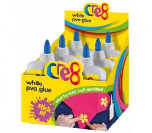White PVA Glue 250ml