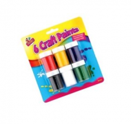 Craft  Paint pots 6 pack