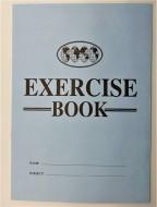 Exercise book A4 Blue