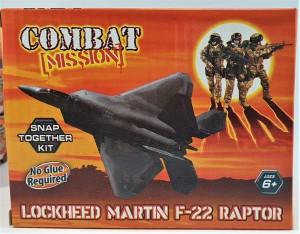 Military aircraft models Raptor