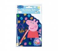 Peppa Pig scribble set
