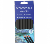 Water Colour Pencils 12 pack