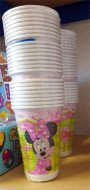 Minnie Mouse Bow-Tique Plastic Cups