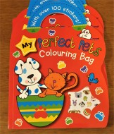 Colouring Book My Perfect Pets
