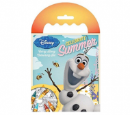 Frozen Olaf Colouring Set