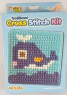 Cross Stitch Kit Whale