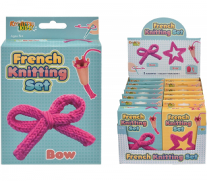 Childrens French Knitting Set Star