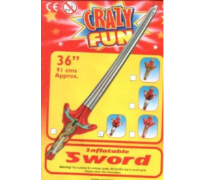 Inflatable Sword 91cm
