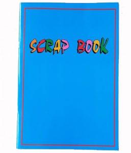 Scrapbook A4 Blue