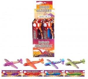 Dinosaur Glider Purple