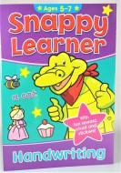 Snappy Learning Handwriting Book