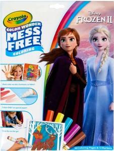 Crayola Frozen 2 Colour Wonder