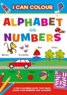 Home Early Learning ABC/123 Book A4 size