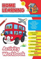 Learning at Home Activity Book Travel