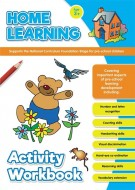 Learning at Home Activity Book Nursery Characters