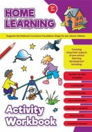Learning at Home Activity Book Nursery Rhymes