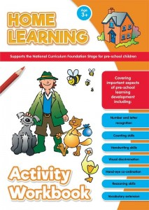 Learning at Home Activity Book Farm