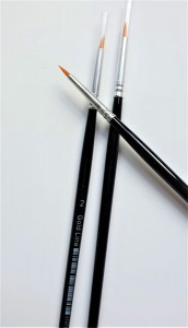 Brush pointed size 2